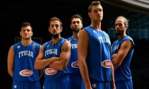 ItalBasket - Ufficiali i 24 pre-convocati per il preolimpico di Torino