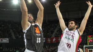 Laboral Kutxa - Bilbao Basket: el derbi de los problemas