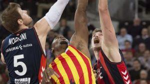 Barcelona - Laboral Kutxa: lástima que sea a tres partidos