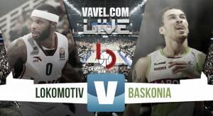 Baskonia paga una mala segunda parte y termina cuarto en Euroliga