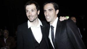 """Ivan Basso: """"Correr para Alberto Contador supone para mí un gran honor"""""""