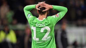 VfL Wolfsburg 1-1 Paderborn: Wolves lack bite as they are held to a frustrating draw