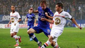 Bastia fait sauter Lorient