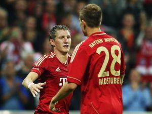 Badstuber et Schweinsteiger de retour