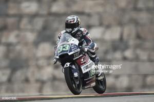 Bastianini claims third pole position of the season ahead of the Moto3 in Aragon