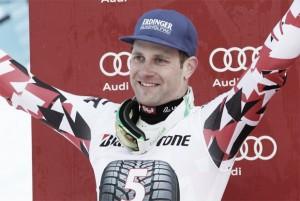 Mondiali Sci Alpino - Supercombinata maschile: Baumann guida dopo la discesa, Paris settimo