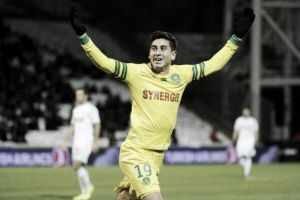 Le FC Nantes retrouve des couleurs
