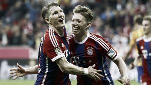 Bayern, è qui la festa