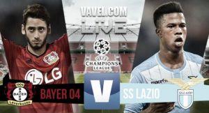 Resultado Bayer Leverkusen vs Lazio (3-0)