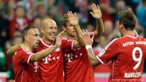 Buona la prima per il Bayern Monaco