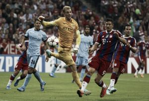 Manchester City vs Bayern Munich: Three points vital for Citizens' qualification hopes