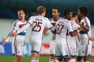 Cska Mosca invisibile: al Bayern Monaco basta il rigore di Muller