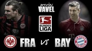 Previa Eintracht Frankfurt - Bayern de Múnich: David contra ¿Goliat?