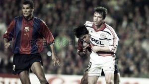 Serial FC Barcelona - Bayern de Múnich (98/99): sin final en casa