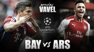 Bayern de Múnich - Arsenal: revancha o confirmación