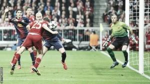 Doloroso correctivo en la última visita al Allianz Arena