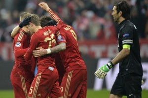Bayern Monaco - Juventus, il post partita dei bavaresi