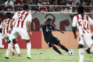 Bayern de Múnich - Olympiacos: 'Vengadores' y 'Semidioses' con hambre de inmortalidad