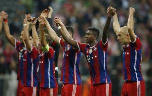 Bayern Munich 1 Manchester City 0: 5 Thoughts