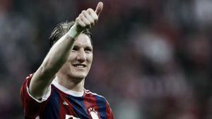 Schweinsteiger abre la ruta al título