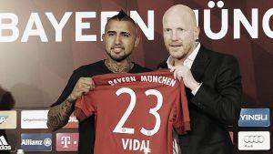 Arturo Vidal es del Bayern