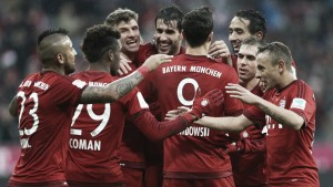 Bundesliga: Bayern inarrestabile, Dortmund a ruota. Rallentano le altre big