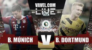 Resultado Bayern Múnich vs Borussia Dortmund (1-1)