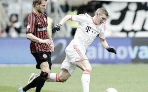 Eintracht de Fránkfurt vs Bayern de Múnich en vivo y en directo online