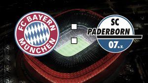 Bayern de Múnich vs Padeborn en vivo y en directo online
