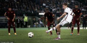 Bayern de Múnich vs Roma en vivo online