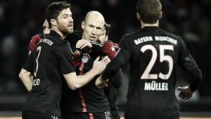 Uno de Robben y a descansar