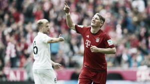 Schweinsteiger y la última balada