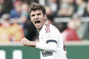 Müller dosifica el trayecto