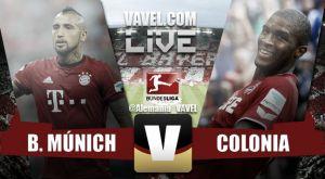 Resultado Bayern de Múnich vs Colonia en Bundesliga 2015: con Robben regresan los goles (4-0)