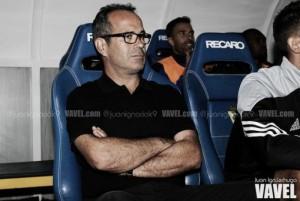 """Álvaro Cervera: """"Hemos acabado el partido con muy malas sensaciones por la derrota"""""""