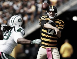 Pittsburgh Steelers ground the New York Jets in 31-13 win