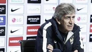 """Manuel Pellegrini: """"Debemos continuar de la misma manera que el sábado"""""""