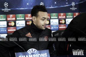 """Karim Bellarabi: """"Vamos a dar lo mejor que tenemos"""""""