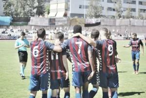CF Gavà - At. Saguntino: Sin tensión
