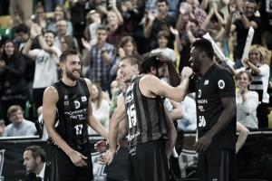Las claves de la victoria del Dominion Bilbao Basket ante el FC Barcelona Lassa