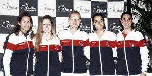 Fed Cup : La France ira en Italie