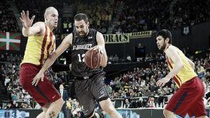 Bilbao Basket - FC Barcelona: a sellar el pase a la copa y a ser cabezas de serie