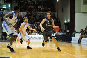 Bilbao Basket - Banco di Sardegna Sassari: la derrota no es una opción