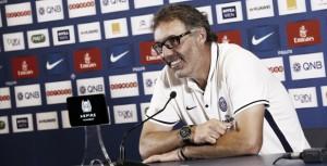 """Laurent Blanc: """"Siempre afronto los partidos en casa y fuera con la ambición de ganar"""""""