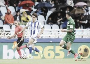 """Álvaro Odriozola: """"Quizás no estamos con la brillantez de otros tramos de la temporada"""""""