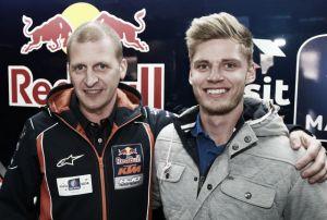 Brad Binder ficha por el Red Bull KTM Ajo para la próxima temporada