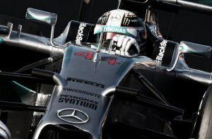 Mercedes lidera una intrascendente tercera sesión de entrenamientos libres en Austin