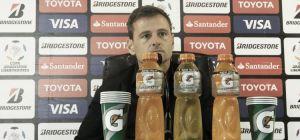 """Diego Cocca: """"Teníamos la ilusión de estar entre los mejores cuatro"""""""