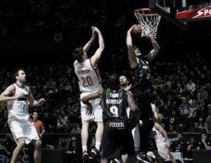 RETAbet Bilbao Basket recupera su sonrisa