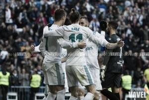Puntuaciones de la delantera del Real Madrid: la BBC, en sus últimas